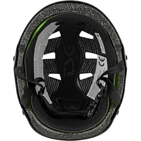 TSG Evolution Injected Color Casco, injected black